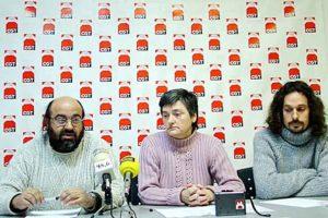 CGT cree que el anuncio de cierre de TRW en Burgos es «espejo» de lo que permitirá la Constitución Europea