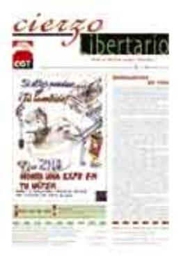 Cierzo Libertario nº2 – otoño 2006 - Imagen-1