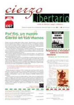 Cierzo Libertario 3 – Otoño 2006 - Imagen-1