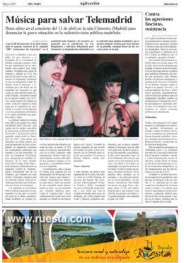 Rojo y Negro 202 – mayo 2007 - Imagen-22