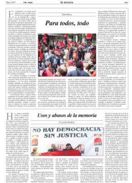 Rojo y Negro 202 – mayo 2007 - Imagen-28