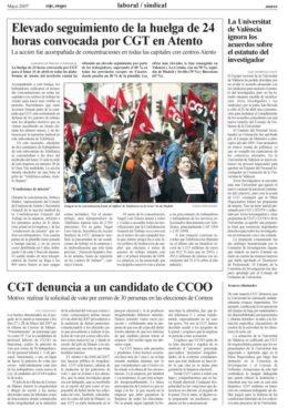 Rojo y Negro 202 – mayo 2007 - Imagen-34
