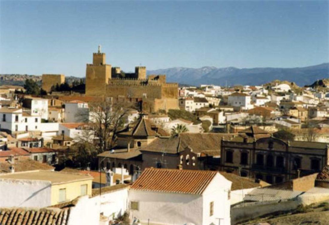 Ateneo Libertario de Granada. Domingo 3 de junio: visita a Guadix  y Castillo de la Calahorra