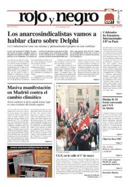 Rojo y Negro 202 – mayo 2007 - Imagen-2