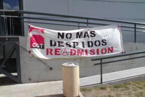 ¡Rotundo éxito en los paros en SITEL Valladolid!