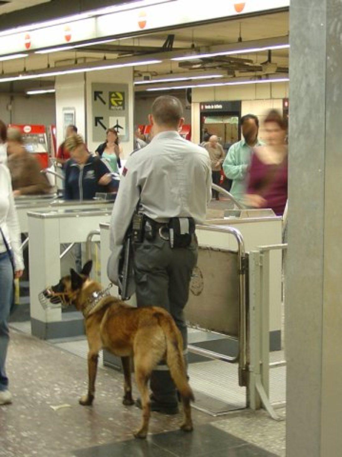 Madrid, otro inmigrante apaleado por guardias del metro. Convocan manifestación de protesta.