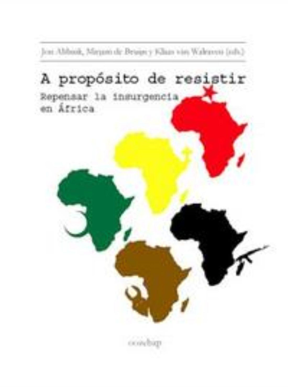 Traficantes de Sueños: presentación «A propósito de resistir. Repensar la insurgencia en África.»