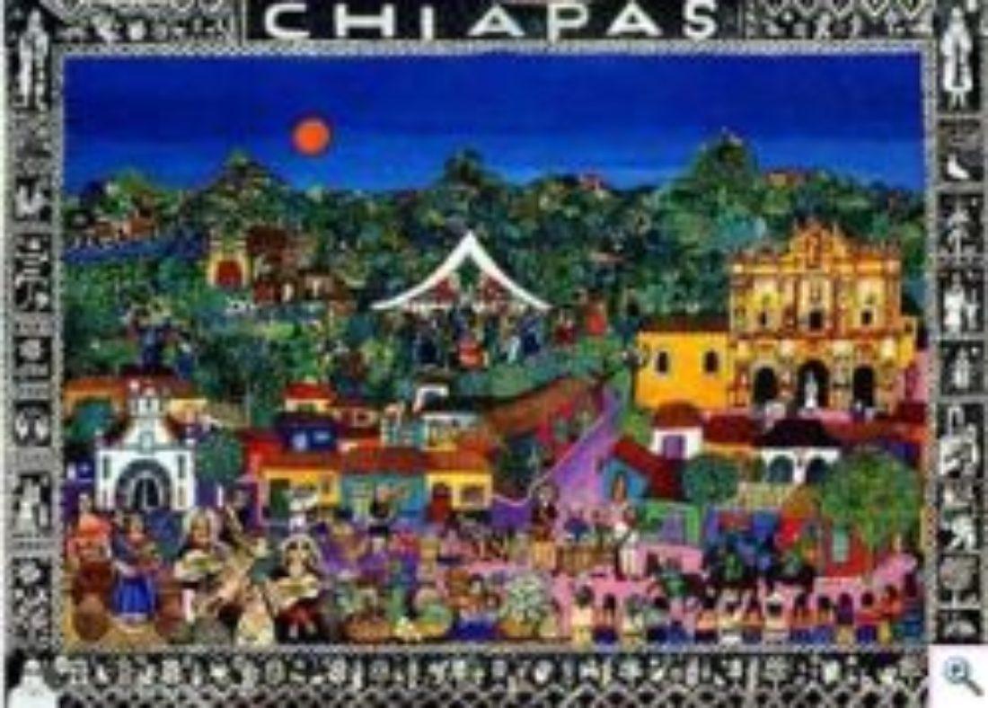 Exposició itinerant de cartells de Beatriz Aurora, «Zapatistes i altres somnis», a València