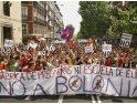 Andalucía: Cientos de estudiantes se manifiestan contra el Plan Bolonia
