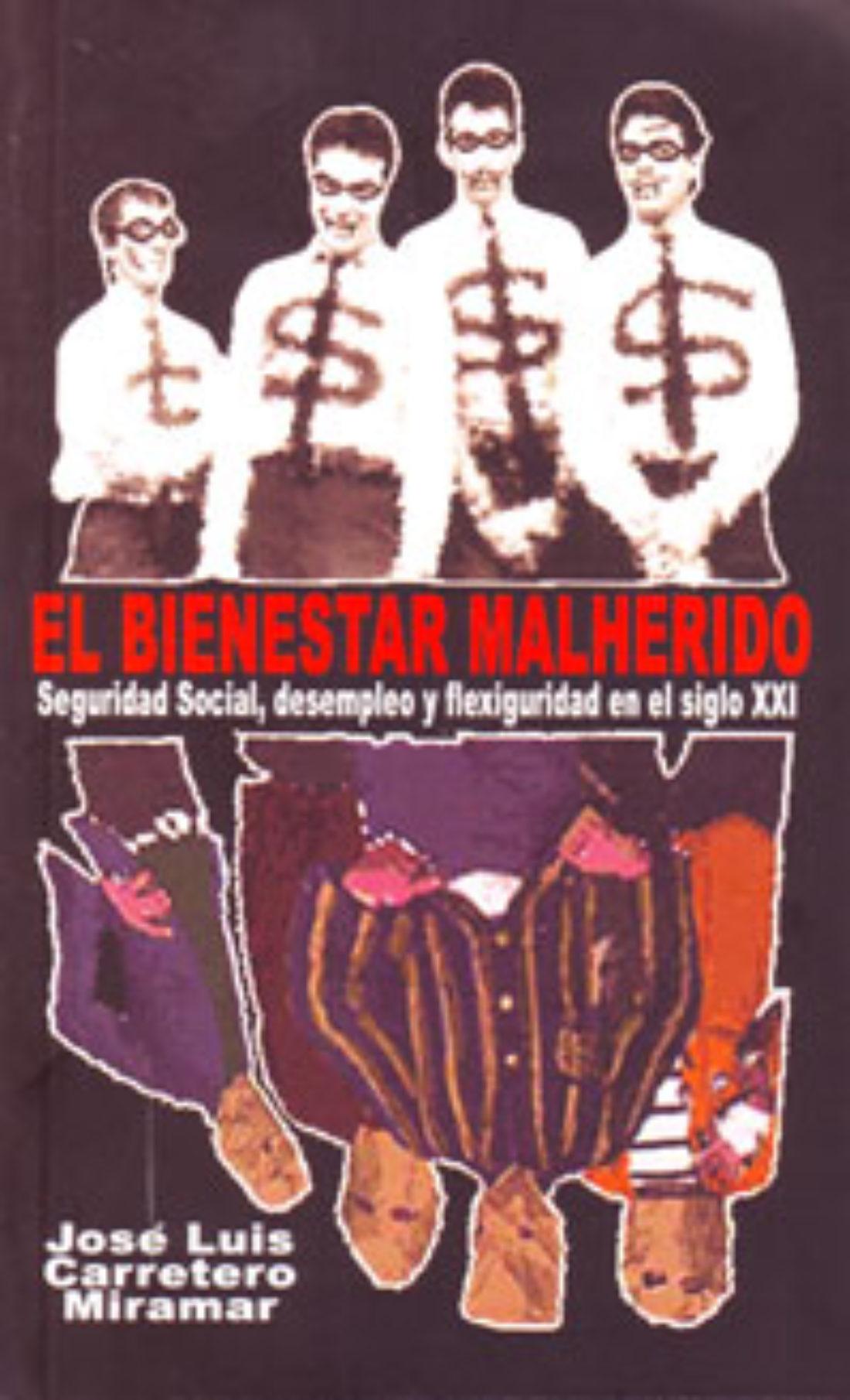 Madrid: LaMalatesta, V14 – 19:30h. Presentación «El bienestar malherido»