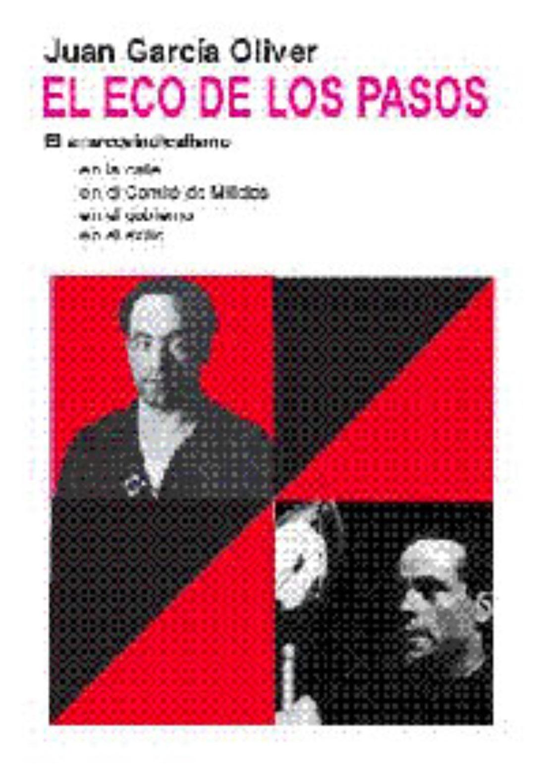 Madrid, LaMalatesta: V21 Nov. – Presentación: «El eco de los pasos»