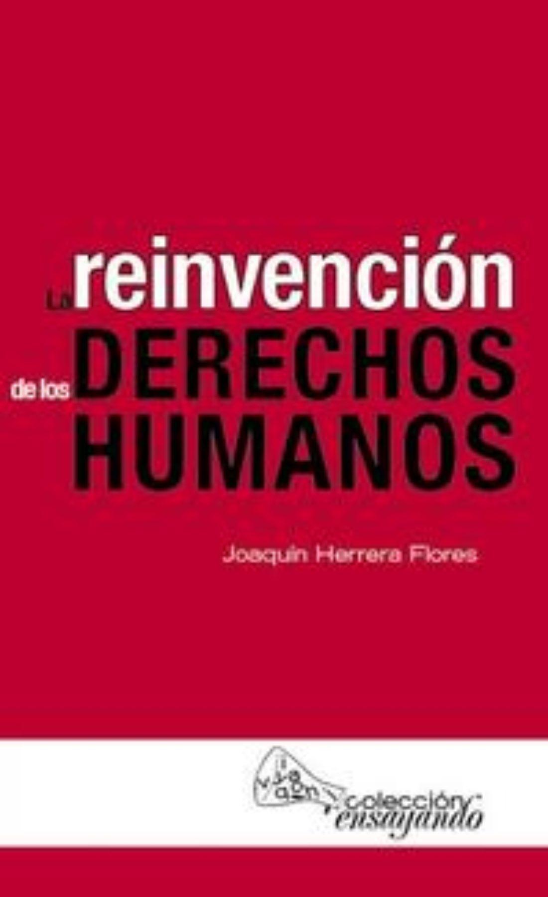 Madrid: Presentación del libro «La reinvención de los derechos humanos»