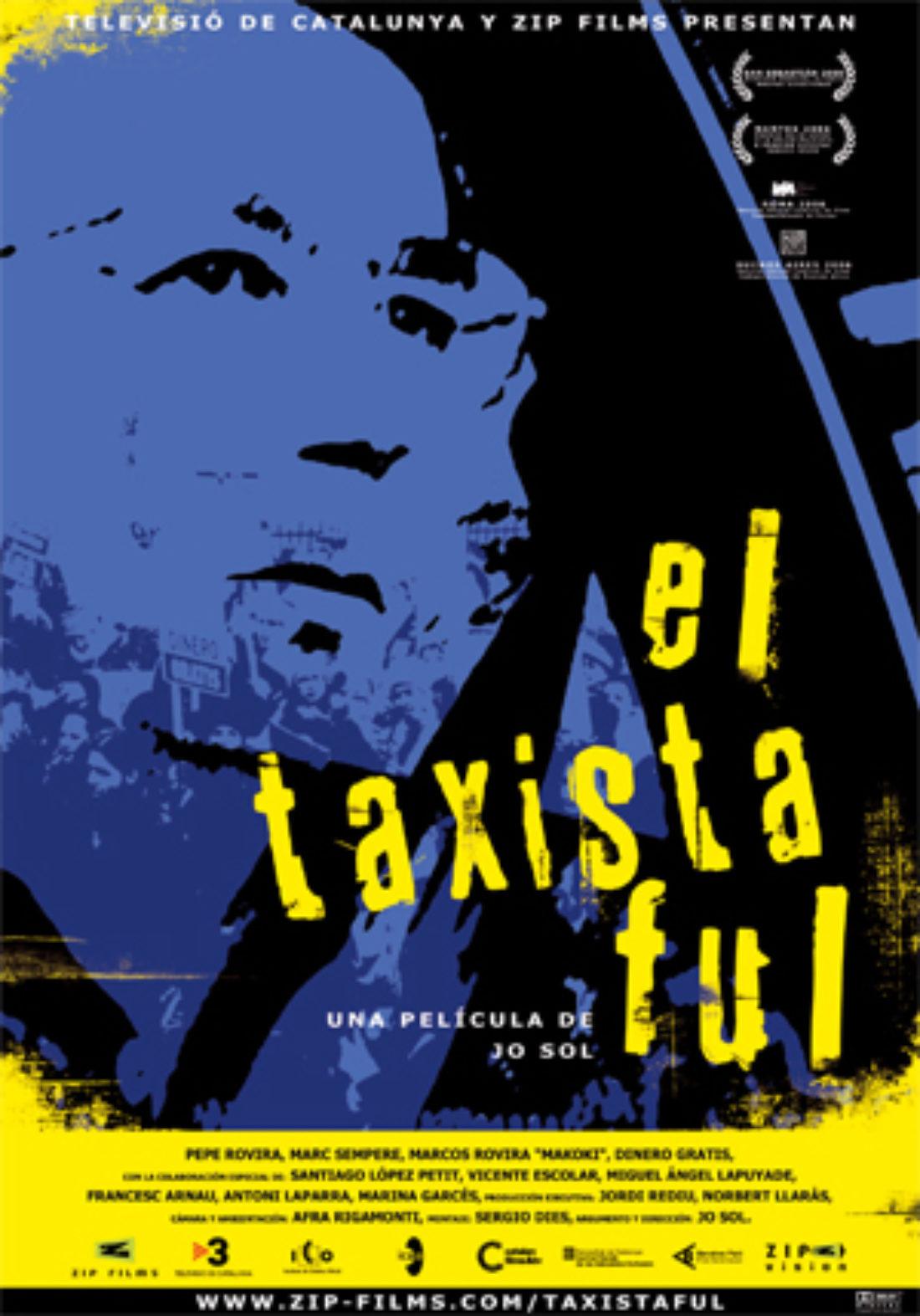 Biblioteca Libertaria Valencia: jueves, 27/11: documental «El Taxista Ful»