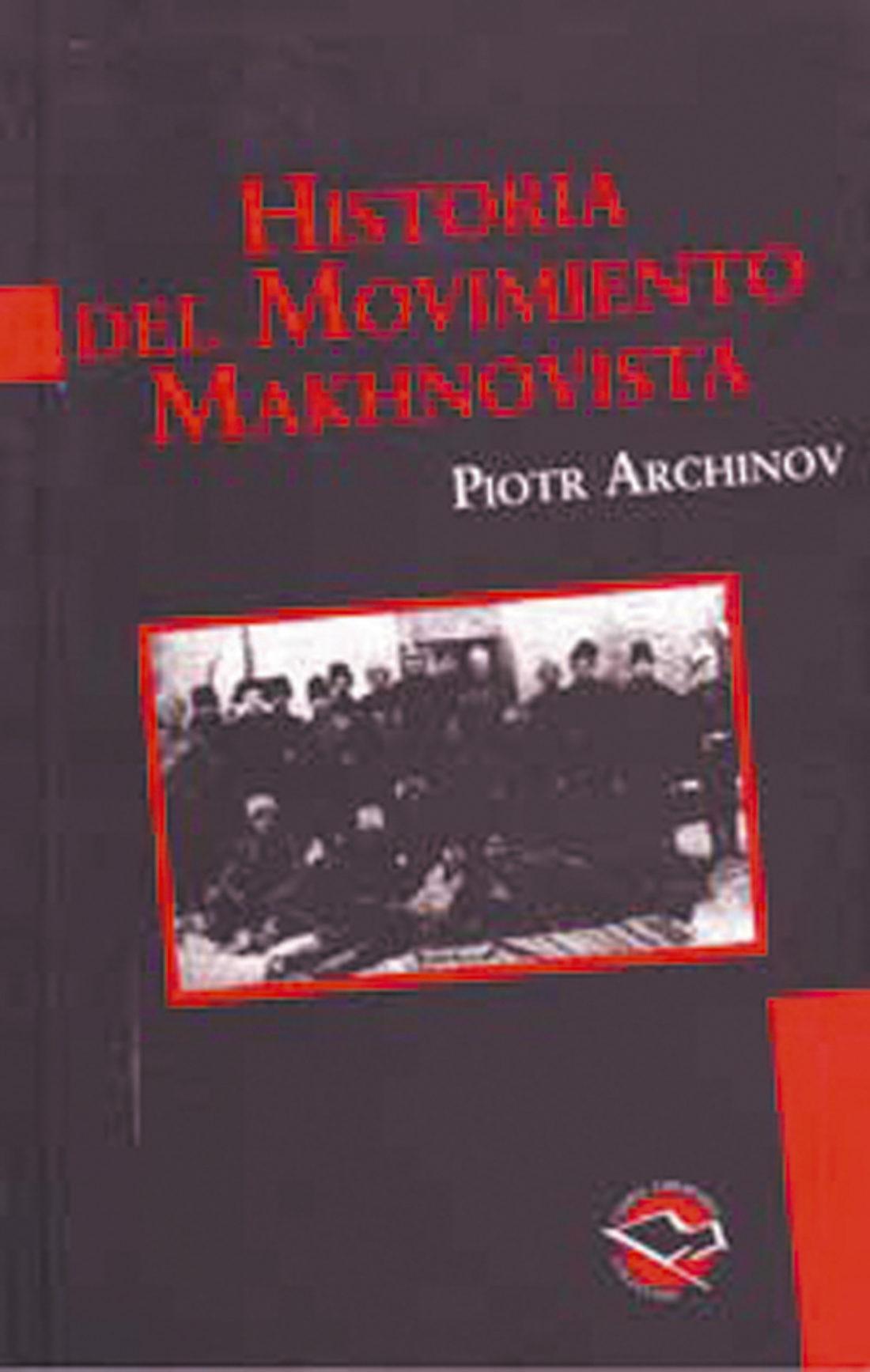 Madrid, LaMalatesta: viernes 23 enero. Presentación del libro «Historia del Movimiento Makhnovista»