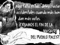 Paula Cabildo: «Algo falla…»