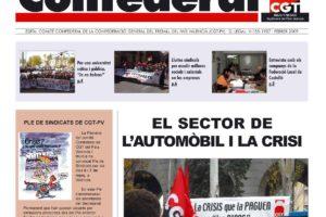 Noticia Confederal – Febrero 2009