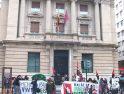 Murcia: concentración de CGT, Ecologistas en Acción y ATTAC frente al Banco de España el sábado 28 de marzo