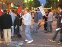 Alacant: imágenes de la Mani-Festa-Acció del 28 de marzo