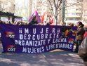 Fotos del 8 de Marzo en Zaragoza
