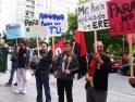 Jornada de lucha CGT Valladolid, contra la crisis, hacia la huelga general