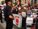 Galería: imágenes de la manifestación en Madrid en defensa de la Sanidad Pública y la entrega de 400.000 firmas por la derogación de la Ley 15/97