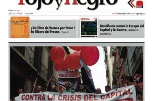«A tod@s l@s lectoras/es del Rojo y Negro»