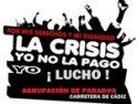 Málaga: Movilizaciones conjuntas contra la crisis y el desempleo