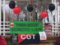 Día Mujer Trabajadora, Toledo: acto lúdico y reivindicativo