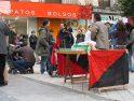 Valladolid: Manifestación de IVECO por el futuro de los puestos de trabajo