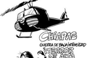 Lxs Zapatistas no están Solxs
