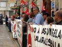 CGT se concentra en Valencia contra los recortes laborales en la CAM (29 abril)