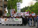 1º de mayo en Palma de Mallorca: Que la crisi la paguin els seus responsables