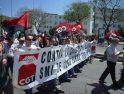 1º de mayo en Sevilla: 5000 personas en la manifestación conjunta