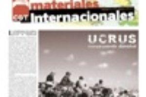 Materiales Internacionales 19: UCRUS, construyendo dignidad