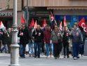 Valladolid: CGT se pone en marcha contra las medidas del gobierno (14 mayo)
