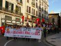 CGT Balears: Manifestación «Hacia la Huelga General»