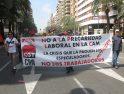 1º de mayo en Alicante: Basta de pactos y despidos salvajes