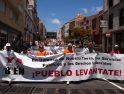 Canarias: Manifestación unitaria en Tenerife «Pueblo levántate» (26 junio)