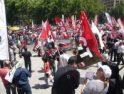 8J en Zaragoza: Sobre los incidentes con UGT en la Manifestación