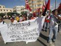 Manifestación 29S en Ciutadella de Menorca