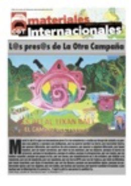Materiales Internacionales 21: L@s pres@s de La Otra Campaña - Imagen-2