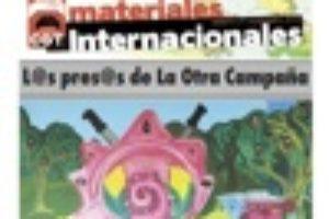 Materiales Internacionales 21: L@s pres@s de La Otra Campaña