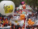 Francia: Quinta jornada de huelga general contra el recorte de pensiones de Sarkozy