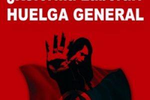 Para la CGT la Huelga General ha sido un éxito rotundo