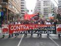 2.000 manifestantes el 29S en Vigo