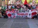 Valoración del Comité de Huelga de la CGT de Jaén