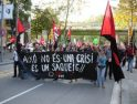 Jornada de Huelga General en Girona