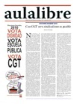 Aula Libre– noviembre 2010: Elecciones Docentes 2010 - Imagen-2
