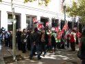 Movilización de CGT en HP Zaragoza (15 nov)