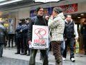 [Fotos] Huelga de Consumo en Valladolid (21 dic)